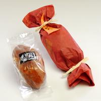 長寿いも(季節限定)の商品写真。和歌山県新宮市・那智勝浦町にある和菓子の伝統を守る店 珍重菴  新宮本店・丹鶴店・勝浦店にて販売しております。