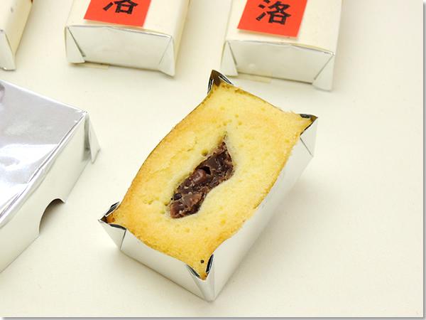 補陀洛(ふだらく)の商品写真。和歌山県新宮市・那智勝浦町にある和菓子の伝統を守る店 珍重庵  新宮本店・丹鶴店・勝浦店にて販売しております。