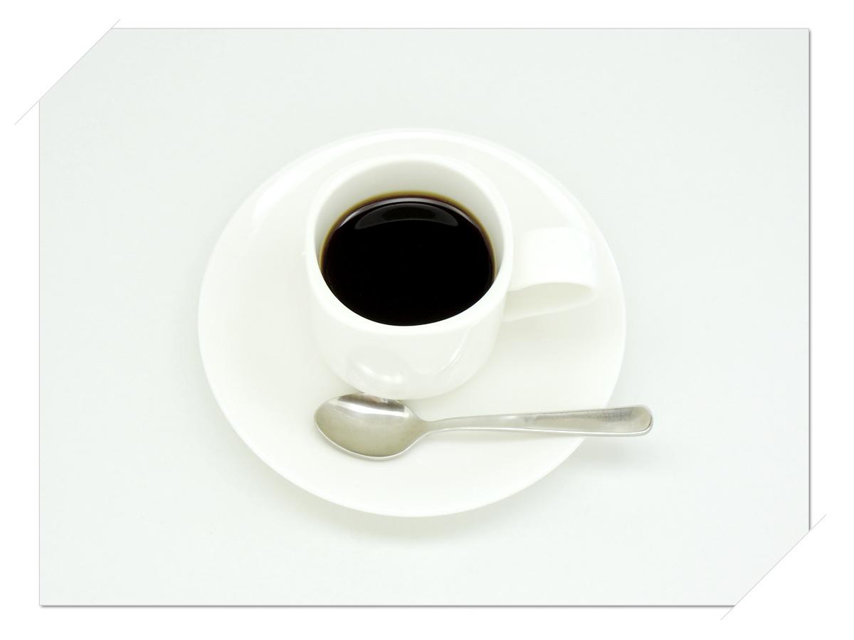 熊野那智大社・那智の滝・青岸渡寺の側 甘味処・お食事処・喫茶「茶房珍重庵 那智山店」メニュー写真 ホットコーヒー